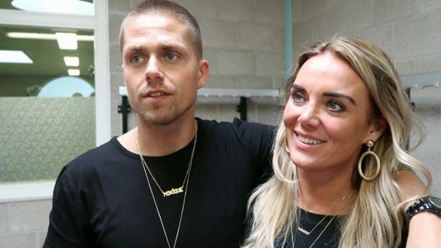 André Hazes (25) en vriendin Monique Westenberg (45) definitief uit elkaar