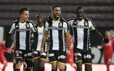 Knappe goal Rezaei bezorgt Charleroi zege én derde plaats