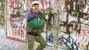 30 jaar geleden viel de Muur: met hamer en beitel naar Berlijn