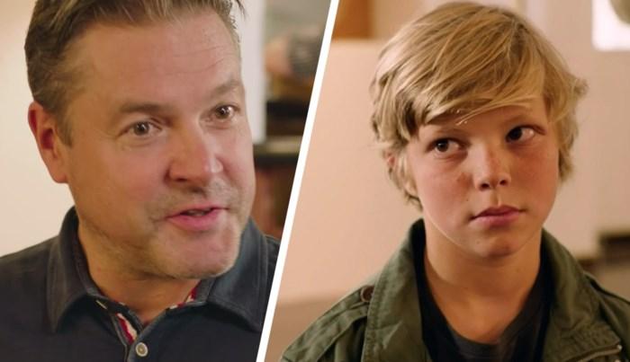 Tom ziet zijn zoon voor het eerst in 'Thuis', maar dat loopt niet van een leien dakje