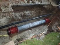 Vernieuwing waterleidingen Muisven