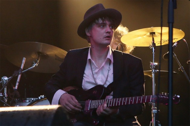 Pete Doherty weer opgepakt in Parijs, dronken na ruzie