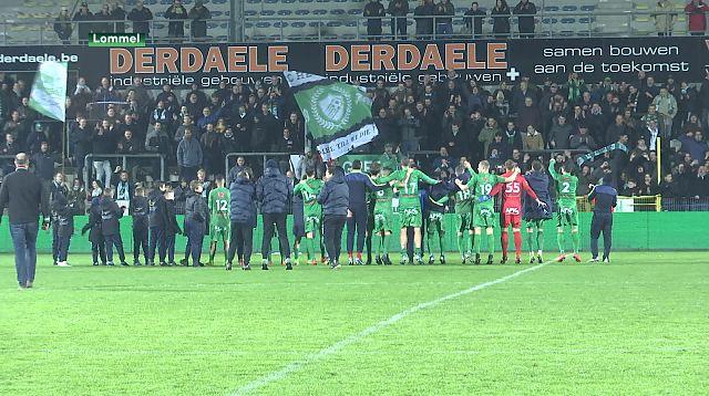 Lommel SK pakt de 3 punten thuis tegen Beerschot - Het Belang van Limburg