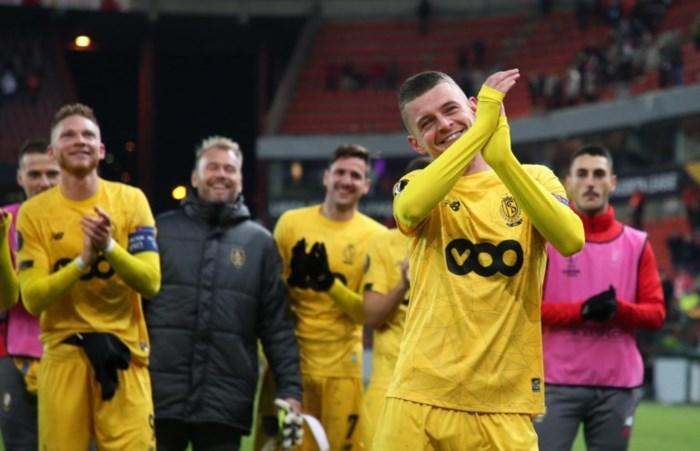 HERBELEEF. Standard kan de punten niet thuis houden tegen KV Mechelen: 1-2
