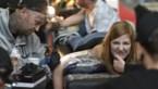 Meer dan 480 piercings en horens op schedel: tattoobeurs in Brussel trekt wereldwijd fans