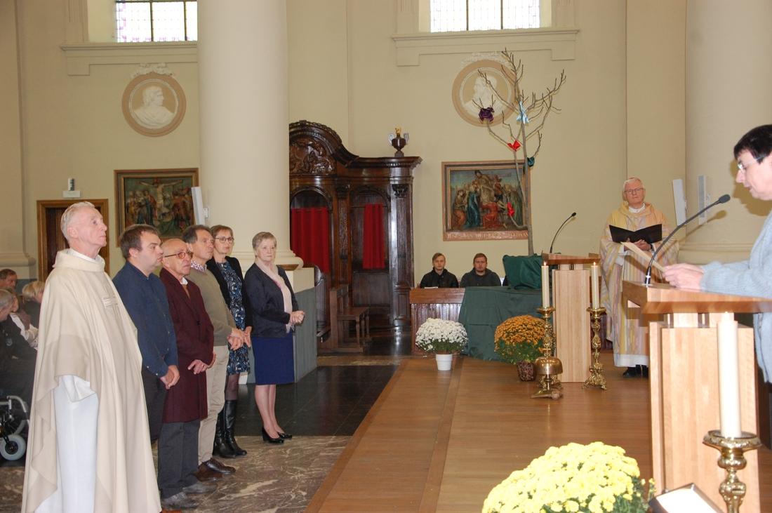 Nieuwe pastorale eenheid geïnstalleerd in Zonhoven (Zonhoven) - Het Belang van Limburg