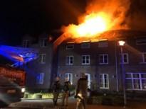 Brand in toekomstig asielcentrum Bilzen aangestoken: onderzoek naar daders gestart