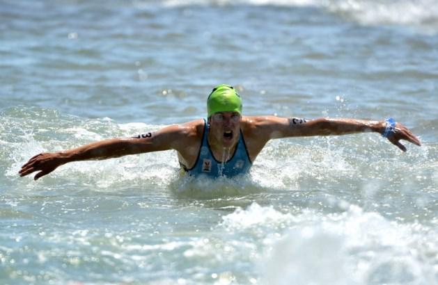 Belgen spelen geen rol van betekenis in WB-triatlon van Santo Domingo