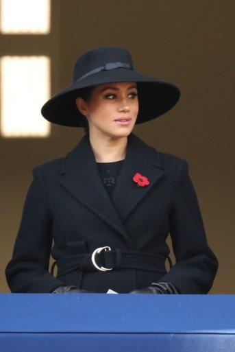 Prins Harry en Meghan Markle weer samen gezien met prins William en Kate Middleton