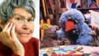 Oma Paula uit 'Sesamstraat' is overleden