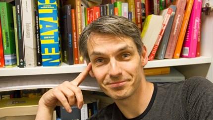 Qmusic-presentator Wim Oosterlinck begint podcast over boeken