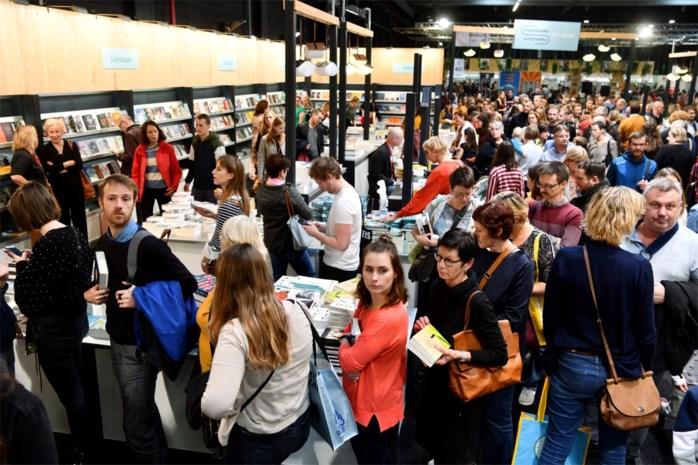 Boekenbeurs trok 123.658 bezoekers, drieduizend meer dan vorig jaar