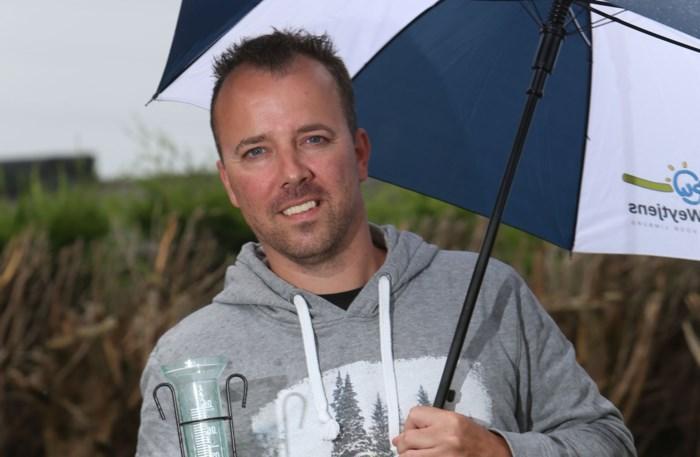 """Onze weerman Ruben Weytjens: """"Meer regen en krachtige wind"""""""