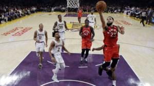 NBA. Kampioen Toronto beëindigt zegereeks van LA Lakers, Denver nieuwe leider in Western Conference