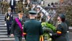 Koning Filip herdenkt Wapenstilstand aan Congreskolom in Brussel