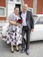 Veronique en Gunter in Sint-Truiden