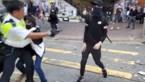 Live gestreamd op Facebook: agent schiet betoger in de borst bij protest in Hongkong