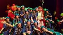 Jonge dansers van de dansacademie Odacs schitteren op de sinterklaasshow in Overpelt
