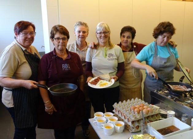 Wandelclub Eureka vzw kent groot succes met spek- en eierentocht