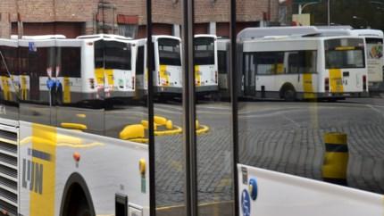 4 op de 10 bussen van De Lijn rijdt morgen niet in Limburg