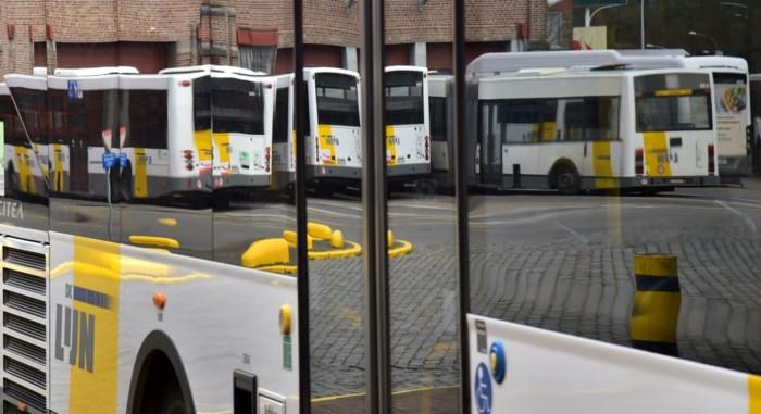 4 op de 10 bussen van De Lijn rijden morgen niet in Limburg