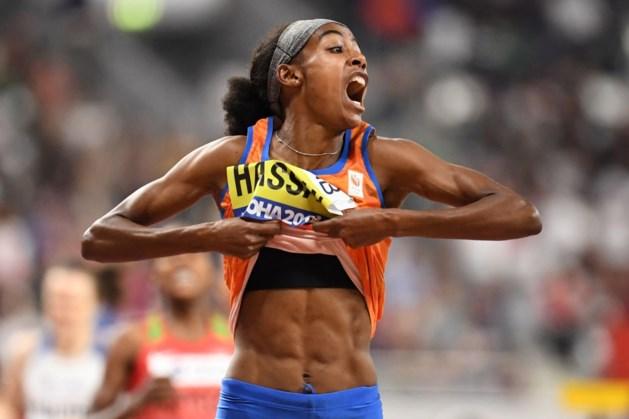 IAAF maakt vijf finalistes voor Atlete van het Jaar bekend