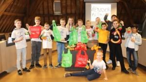 Primeur op kinderklimaatraad in Bree: vanaf 2021 zes vuilniszakken samen opgehaald