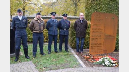 Monument eert bemanningsleden neergestorte bommenwerper