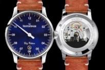 Zwitsers merk ontwerpt horloge met skyline van stad Hasselt