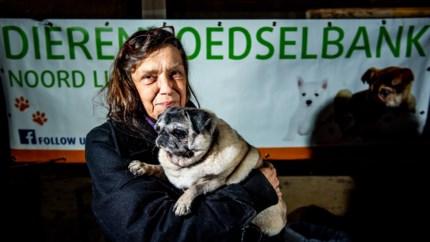 Slecht nieuws: dierenvoedselbank helpt heel veel baasjes