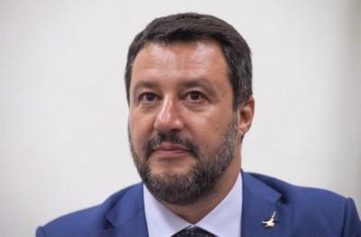 Matteo Salvini op 2 december in Antwerpen voor meeting ID-partij