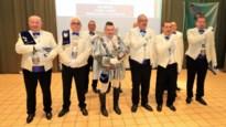 Ridders van Heco openen Teungers carnaval