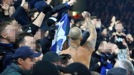Drie jaar stadionverbod voor KRC-supporter die agenten aanviel