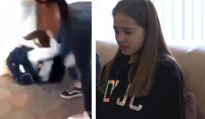 School schorst twee leerlingen na aanval op 13-jarig meisje