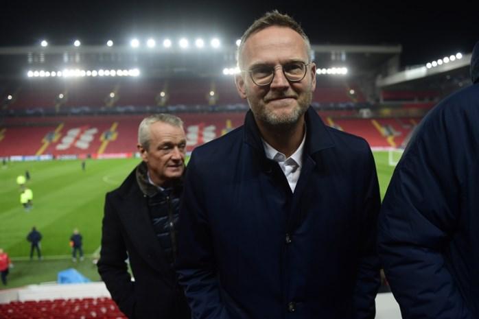 Croonen sluit geen trainer van andere Belgische club uit als opvolger van Mazzu