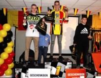 15-jarige Benne Steegen is Belgisch kampioen motorcross bij de aspiranten