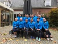 Sledderlo-runners vieren het goede doel