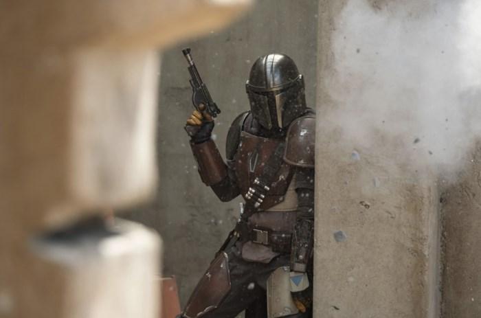 """Star Wars op zijn """"Westerns"""": Disney  pakt uit met 'The Mandalorian'"""