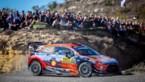 Rally van Spanje: Neuville leidt en vecht voor zijn titelkansen
