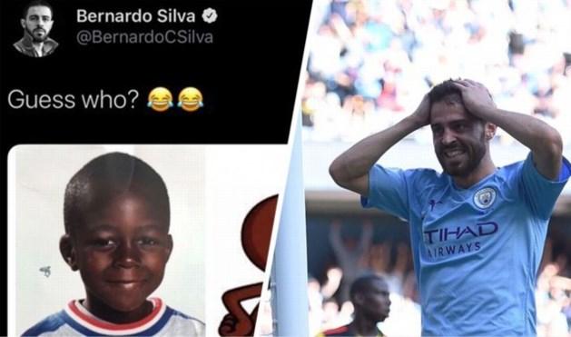 Zijn ploegmaat kon erom lachen maar Engelse voetbalbond niet: Manchester City-speler Bernardo Silva zwaar gestraft voor tweet