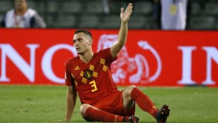 Nog meer defensieve problemen voor Martinez: ook Vermaelen out