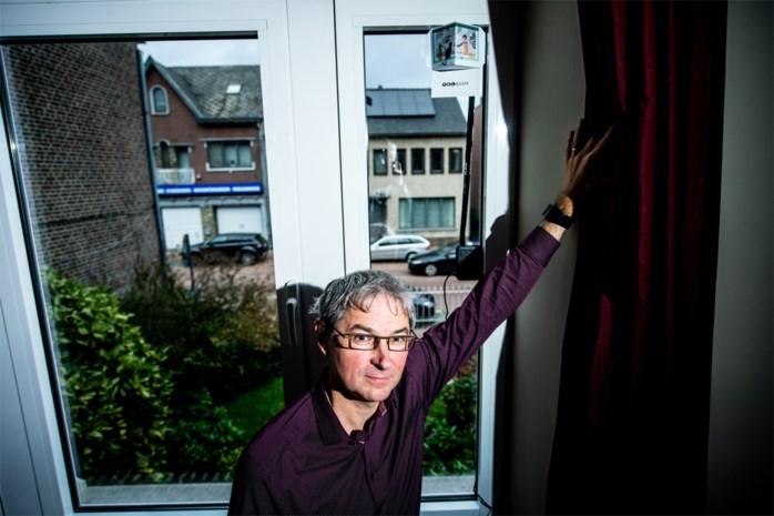 Al vijftig Limburgers hebben 'flitspaal' in hun eigen living