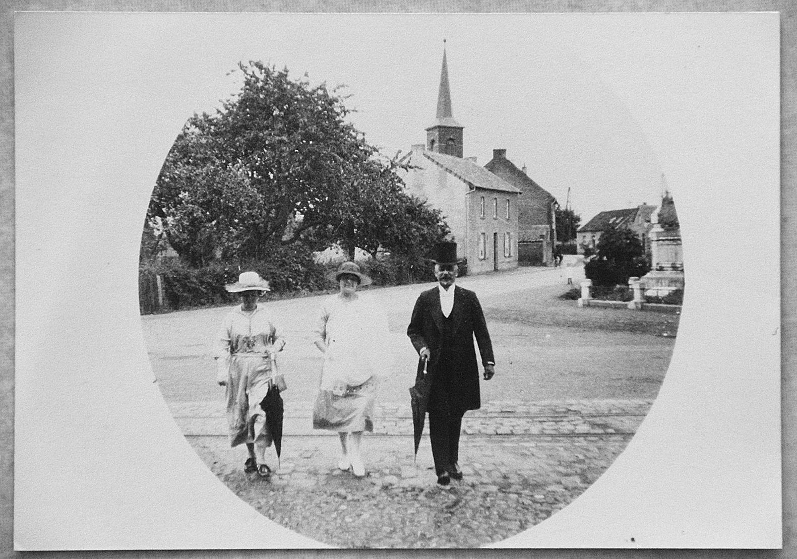 Geschiedenis van de Dorpsstraat ontrafeld (Dilsen-Stokkem) - Het Belang van Limburg