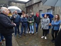 Jeugdtoneel Circus Citroen bezoekt Fort van Breendonk