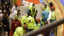 Eerste avond Zesdaagse vroegtijdig stopgezet na zware val: breuken en kleine hersenbloedingen voor Gerben Thijssen