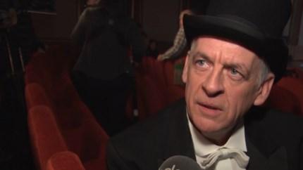 Walter De Donder reageert op incident Bilzen in Samson & Gert-kostuum
