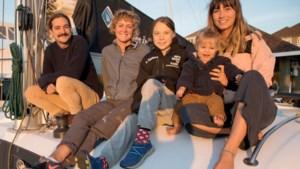 Greta Thunberg terug naar Europa met catamaran, Anuna De Wever blijft in Zuid-Amerika