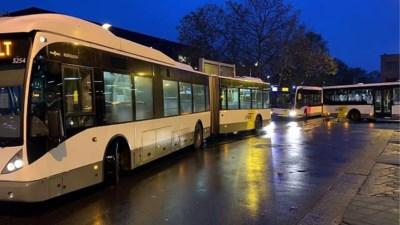 Meeste bussen rijden, maar acties toch voelbaar in Hasselt, Sint-Truiden en Tongeren