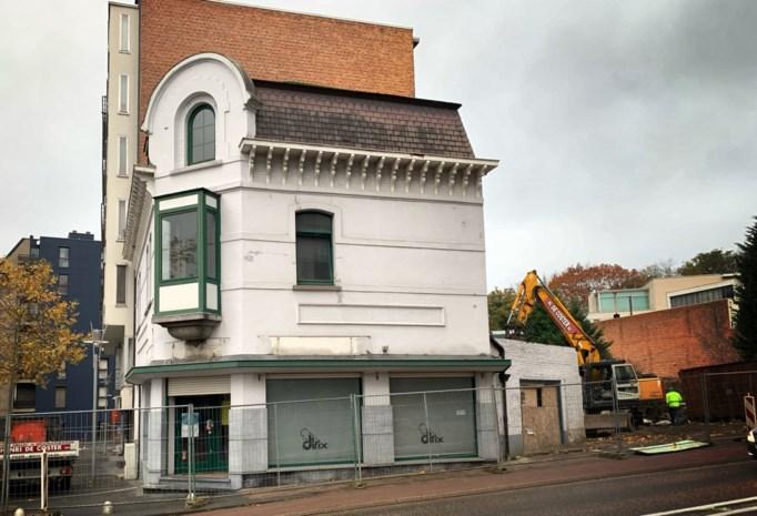 Iconische bakkerij Dirix in Genk-centrum wordt afgebroken