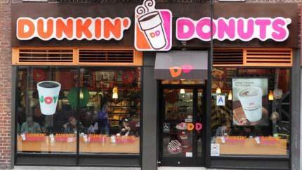 Dunkin' Donuts komt naar ons land